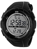 SKMEI® 1025 Men Sport Watch Outdoor Military LED Digital Wristwatches Stop Watch EL Light Auto Date Relogio Masculino