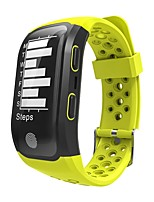 HHYS98 Smart Wristbands GPS Sports Bluetooth Wristbands IP68 Waterproof Grade Bracelet Calorie Consumption Altitude a Variety Of Sports Mode