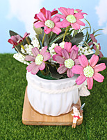 1 Branch Dried Flower Tabletop Flower Artificial Flowers