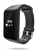 Smart Bracelet Calories Burned Pedometers Heart Rate Monitor Distance Tracking Anti-lost Information Message Control Camera Control