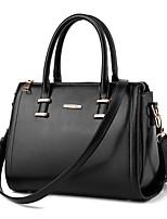 IMBETTUY Women's Fashion PU Leather Shoulder Messenger Bags/Handbag Tote