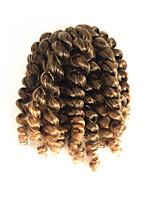 Bouncy Curl Wand Curl ombre 1B 27 color Hair Braids Hair Extensions 100% Kanekalon Hair Braids