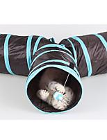 Игрушка для котов Игрушки для животных Интерактивный Складной Нейлон