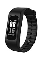 Smart Bracelet Water Proof Long Standby USB Wireless Charging Pedometers Temperature Monitor Heart Rate Monitor Multi Sport mode Smart Bracelet
