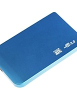 High Performance USB2.0 2.5 inch SATA Hard Drive Disk External Protection Case
