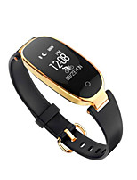 Smart Bracelet Water Resistant / Water Proof Calories Burned Pedometers Exercise Record Sports Heart Rate Monitor Anti-lost Information