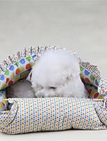 Собака Кровати Животные Коврики и подушки Синий Розовый