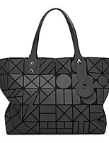 Women Bags All Seasons PU Tote with for Casual Black
