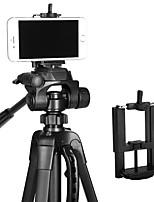 Alliage d'aluminium 68 3 Sections Universel Trépied de téléphone portable