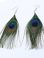 Women's Earrings Set Basic Vintage Feather Alloy Jewelry For Party Gift Evening Party Club Street