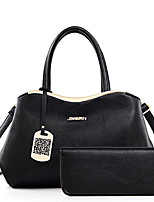 Women Bags All Seasons PU Bag Set with for Casual Blue Black Beige Wine