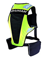 DUHAN Motorcycle Armor With Protective Reflective Clothing Vest Protection Vest Breathable Summer Four Seasons Clothing Pocket