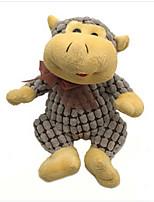 Stuffed Toys Macaco Tecido Felpudo