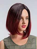 Fashionable Erotogenic Ombre Color BoBo Synthetic Wigs