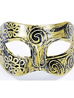 Маски на Хэллоуин Маскарадные маски Новогодние подарки Игрушки Тема ужаса Универсальные