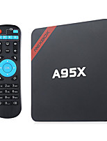 Xiaomi Amlogic S905X Android Box TV,RAM 1GB ROM 8Go Quad Core WiFi 802.11n Bluetooth 4.0