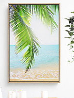 Landscape Framed Oil Painting Wall Art,Wood Material With Frame For Home Decoration Frame Art Living Room Dining Room 1 Piece
