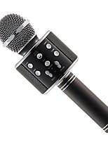 Microfone de Karaoke Bluetooth