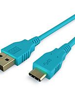 USB 3.1 de type C Câble, USB 3.1 de type C to USB 3.0 Câble Male - Male 0.2m (0.65Ft)
