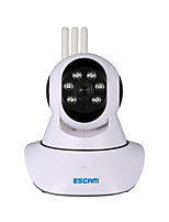 Escam® QF503 960P Three Antenna Wireless YOOSEE IP Camera Night Vision IR Security Support 433MHz Alarm