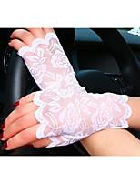 Для женщин Soak Off Без пальцев Однотонный