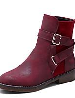Унисекс БотинкиУдобная обувь Гладиаторы В ковбойском стиле Зимние сапоги Верховые ботинки Модная обувь Мотоциклетные ботинки Ботильоны