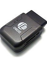 TK206 Car GPS Locator OBD Interface Free Installation Of Car Alarm Tracker