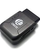Tk206 автомобиль gps локатор obd интерфейс бесплатная установка автосигнализатора