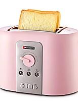 Хлебопечки Тостер Необычные гаджеты для кухни 220.0Медобеспечение Низкий шум Индикатор питания Легкость Низкая вибрация Легкий и удобный