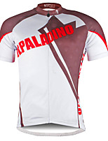 Breathable And Comfortable Paladin Summer Male Short Sleeve Cycling Jerseys DX781