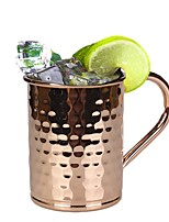 Drinkware, 400 Stainless Steel Juice Cocktail Mug
