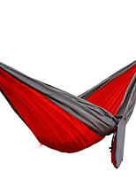 Camping Hammock Collapsible Nylon for Camping Camping / Hiking / Caving Outdoor