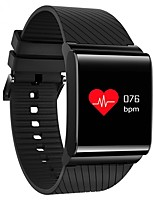 Women's Men' Blood Pressure Heart Rate Monitor Bluetooth smartband Color LCD Alert Smart Band Fitness Tracker Activity Sport Smart Bracelet