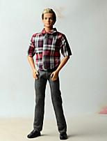 Tops Pantalones y Faldas Accesorios Otros por Muñeca Barbie  Tops Pantalones por Chica de muñeca de juguete