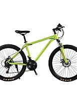Bicicleta de Montaña Ciclismo 21 Velocidad 26 pulgadas/700CC SHIMANO 30 Doble Disco de Freno Horquilla de suspención Ordinario Ordinario