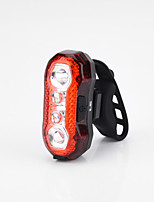 Rear Bike Light LED LED Cycling Outdoor Lighting Lights Lumens USB Red Everyday Use Cycling/Bike Outdoor