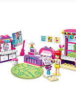 Building Blocks For Gift  Building Blocks House Plastics 14 Years & Up Toys