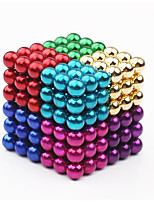Magnet Toys Pieces MM Stress Relievers DIY KIT Magnet Toys Display Model 3D Puzzles Magic Ball Educational Toy Super Strong Rare-Earth