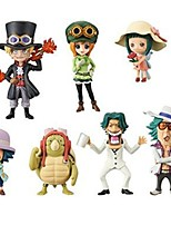 Figures Animé Action Inspiré par One Piece Cosplay PVC CM Jouets modèle Jouets DIY