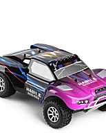 WL Toys 18403 Truck 1:18 Brush Electric RC Car 22 2.4G 1 x Manual 1 x Charger 1 x RC Car