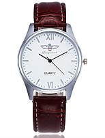 Муж. Нарядные часы Модные часы Наручные часы Уникальный творческий часы Повседневные часы Китайский Кварцевый Кожа ГруппаС подвесками