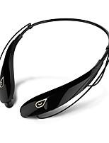 Y98 Dans l'oreille Bande de cou Sans Fil Ecouteurs hybride Aluminum Alloy Sport & Fitness Écouteur Isolation du bruit Avec Microphone