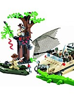 Building Blocks For Gift  Building Blocks Car Plastics All Ages 6 Years Old and Above Toys PCS272