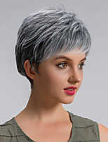 Fluffy Exquisite Short Hair Synthetic Wigs For Women