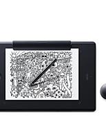 Wacom pth660 / k0-f с профессиональным ручкой 2 ручка и скрепка для бумаг 8192 уровень давления 5080 lpi графический планшет