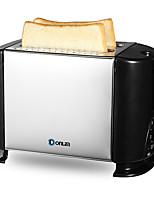 Machines à Pain Grille-pain Nouveaux Ustensiles de Cuisine 220VLéger et pratique Mignon Bruit faible Indicateur d'alimentation Légère
