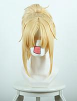 Perruques de Cosplay Cosplay Cosplay Manga Perruques de Cosplay 40 CM Fibre résistante à la chaleur Unisexe