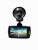 H300 Full HD 1920 x 1080 170 Grados DVR del coche AU3522 2'7 Pulgadas Dash Cam Visión nocturna G-Sensor Modo Parking Detección de