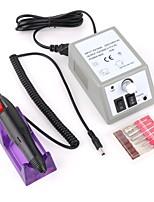 Pinpai маникюр электрический гвоздь инструмент инструмент поставки машины скорость вращения машины для гвоздя