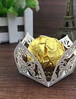 Papel Acetinado Decorações do casamento-50Peça/ConjuntoCasamento Festa Ocasião Especial Aniversário Recém-Nascido Festa/Noite